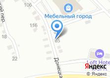 Компания «Дизайн-мебель» на карте