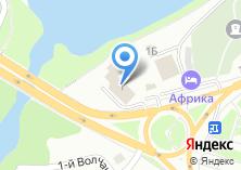 Компания «АВТОТЕХЦЕНТР ТРОПИКА» на карте