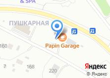 Компания «Финская» на карте