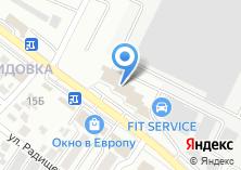 Компания «ШашлыкоФ» на карте