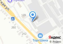 Компания «Мебель Favorit» на карте