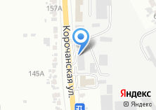 Компания «Мир Сетки торговая компания» на карте