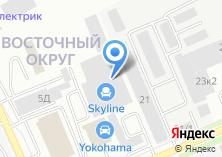 Компания «БЕЛПЭТ» на карте