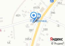 Компания «Дачный» на карте