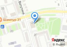 Компания «Optima» на карте