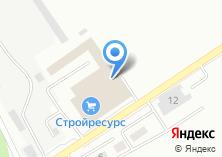 Компания «Стройресурс Белгород» на карте