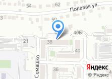 Компания «Участковый пункт полиции №20» на карте