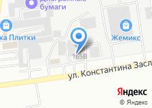 Компания «БТЛК Центр» на карте