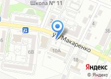 Компания «Храм Часовня во имя Святой Блаженной Ксении Петербургской» на карте