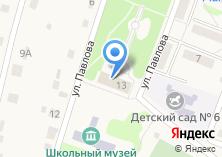Компания «Новосадовский дом культуры» на карте