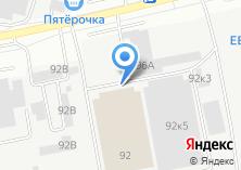 Компания «Аккорд-Артель» на карте