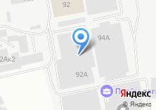 Компания «Бел-Блок» на карте