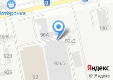Компания «Первая Объединенная Шинная Компания-Белгород» на карте
