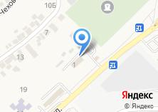 Компания «Техинком» на карте