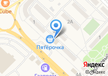 Компания «СушиВёсла» на карте