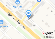 Компания «Фабрика пиццы» на карте