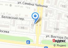Компания «Участковый пункт полиции №23» на карте