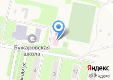 Компания «Администрация сельского поселения Бужаровское» на карте
