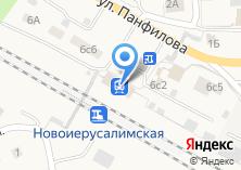 Компания «Новоиерусалимская» на карте
