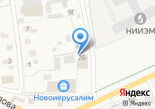 Компания «Истринское РАЙПО» на карте