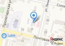 Компания «GoToTravel» на карте