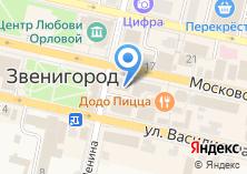 Компания «Kodak express» на карте