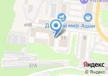 Компания «МУ МВД России Истринское» на карте