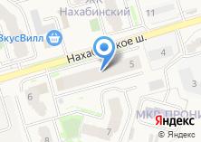 Компания «Строящийся жилой дом по ул. Пронина микрорайон (г. Звенигород)» на карте