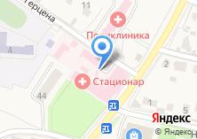 Компания «Звенигородская центральная городская больница» на карте