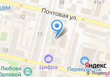 Компания «Администрация городского округа Звенигород» на карте