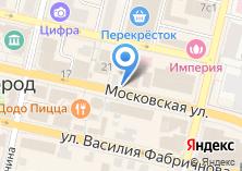 Компания «Зверские товары» на карте