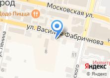 Компания «Нотариус Харахорина И.Е» на карте