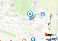Компания «Истринский отдел Управления Федеральной службы государственной регистрации кадастра и картографии по Московской области» на карте