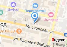 Компания «РЕСО ГАРАНТИЯ» на карте