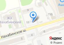 Компания «Отдел службы судебных приставов» на карте