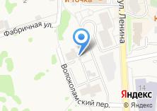 Компания «Подмосковье недвижимость» на карте