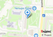 Компания «Нотариус Хрянина Л.Л.» на карте