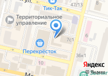 Компания «Детская одежда» на карте