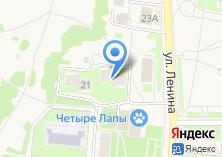Компания «Истринское ЖЭУ» на карте