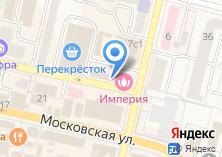 Компания «Фейерверки» на карте