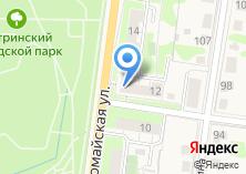 Компания «Тот самый Прохоров» на карте