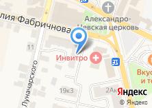 Компания «ORIO» на карте