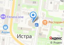 Компания «Истранет» на карте