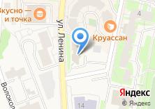 Компания «Главное Управление Пенсионного фонда РФ №27 г. Москвы и Московской области» на карте