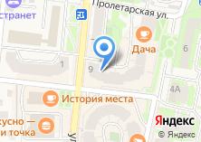Компания «ИРРС» на карте