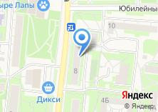 Компания «Электросфера» на карте