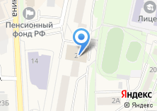 Компания «Элитэ» на карте