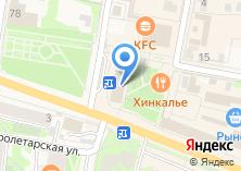 Компания «Камия» на карте