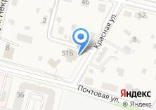 Компания «Звенигородский городской суд» на карте