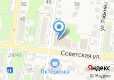 Компания «Белгородское Мясо» на карте
